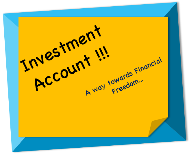 Your Investment Account!