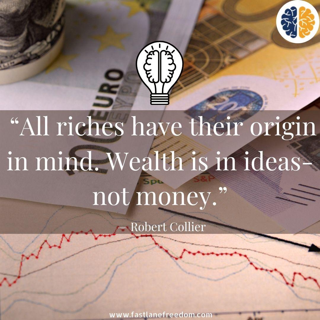 Wealth Origin