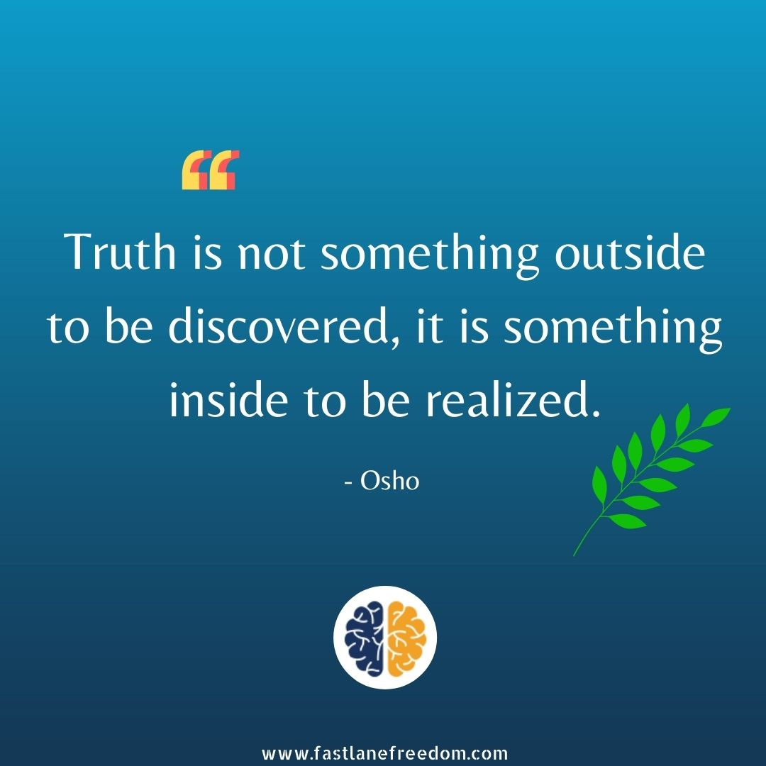 Osho quotes on truth