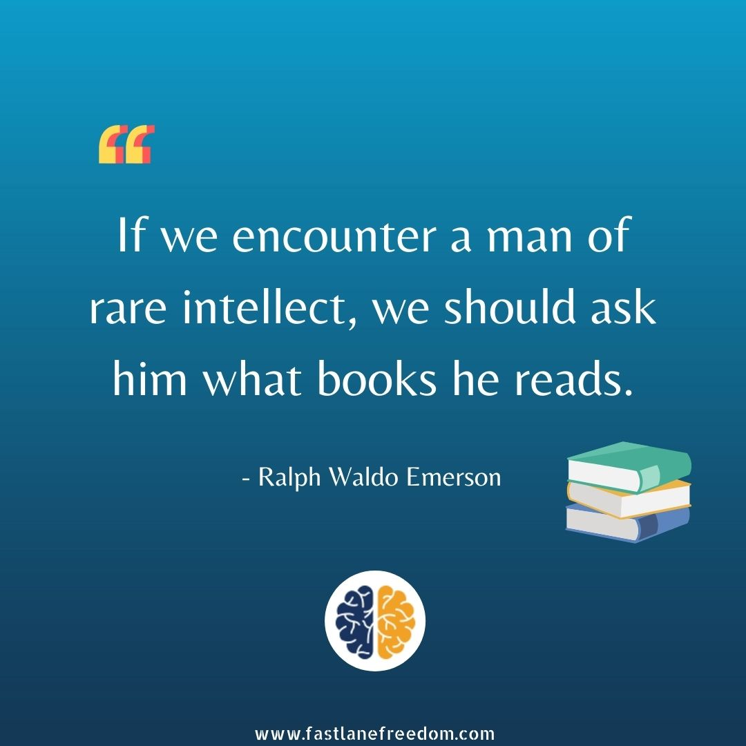 what books you read